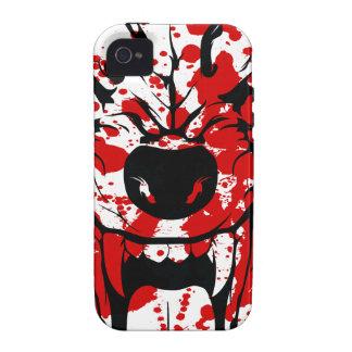 血|オオカミ Case-Mate iPhone 4 COVER