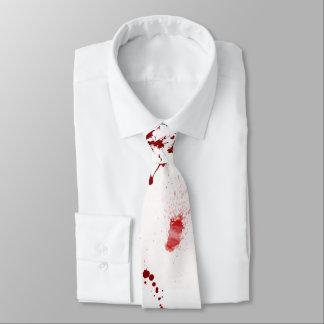 血 ネクタイ