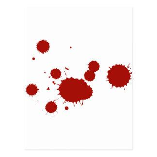 血:) ポストカード