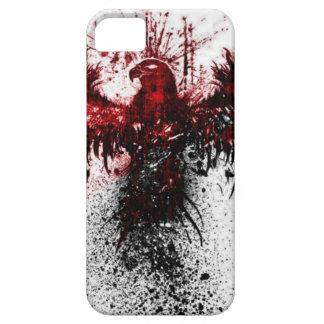 血|ワシ|ペンキ iPhone 5 Case-Mate ケース