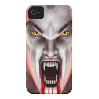 血 吸血鬼 iPhone 4 Case-Mate ケース