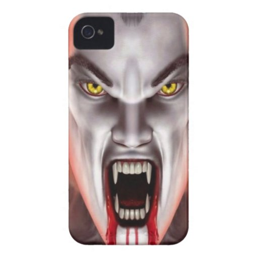 血|吸血鬼 iPhone 4 Case-Mate ケース