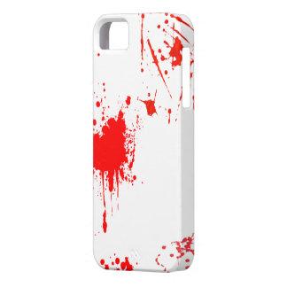 血 場合 iPhone 5 ケース