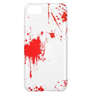 血|場合 iPhone5Cケース