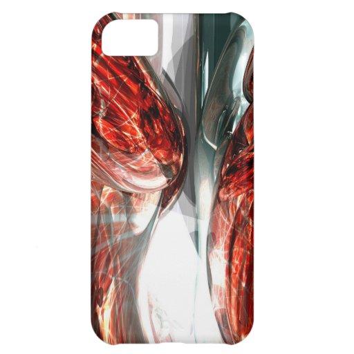 血 境界 抽象芸術 iPhone 5C CASE