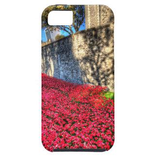血|掃除される|土地|海|赤い Case-Mate iPhone 5 ケース