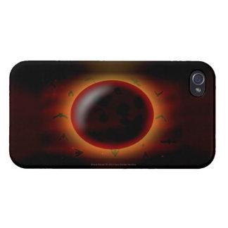 血|月 iPhone 4 ケース