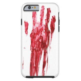 血 殺害 iPhone 6 タフケース