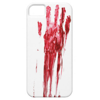 血|殺害 iPhone 5 ケース