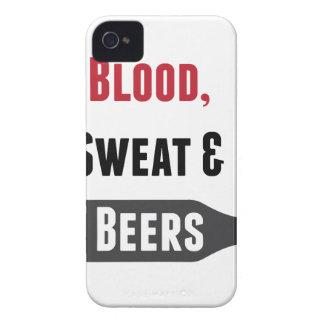 血、汗及びビール iPhone 4 カバー
