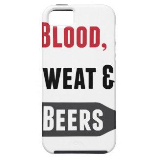 血、汗及びビール iPhone 5 ケース