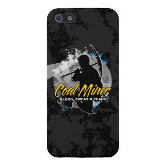 血、汗及び破損 iPhone 5 COVER