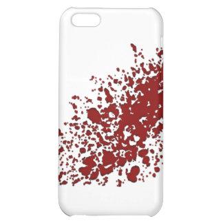 血|汚れ iPhone5Cカバー
