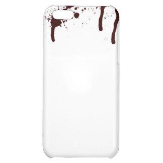 血|滴り iPhone 5C カバー