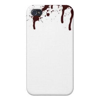 血 滴り iPhone 4 CASE