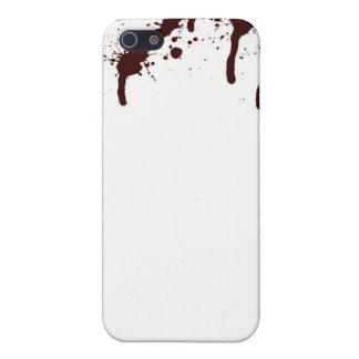 血|滴り iPhone 5 ケース