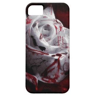 血|白い|上がりました Case-Mate iPhone 5 ケース