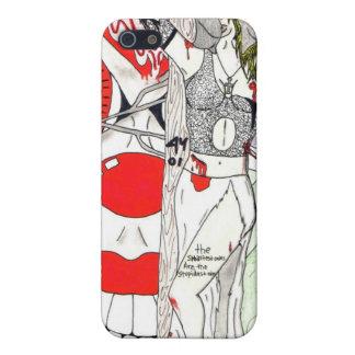 血|花嫁|IPod|Touch iPhone 5 カバー
