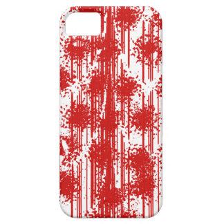 血|赤い|新しい Case-Mate iPhone 5 ケース