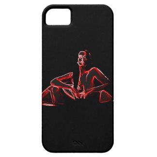 血 Bath iPhone 5 カバー