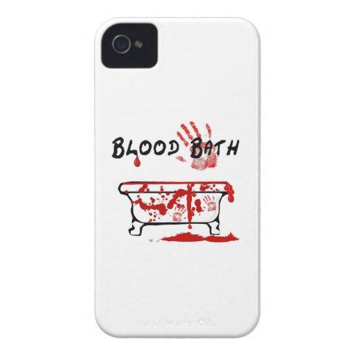 血 Bath iPhone 4 Case-Mate ケース