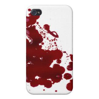 血 iPhone 4/4S カバー