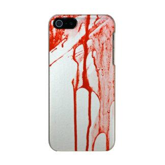 血|iPhone|場合 Incipio Feather® Shine iPhone 5 ケース