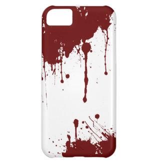 血|iPhone|5|やっと|そこに|穹窖|場合 iPhone5C カバー