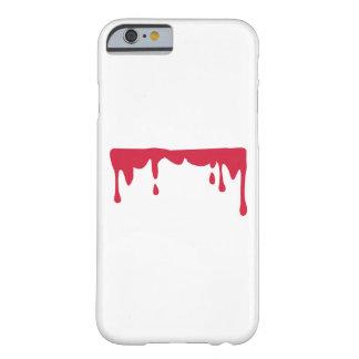 血 iPhone 6 ベアリーゼアケース