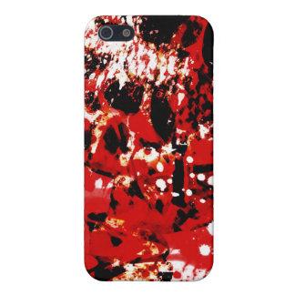 血 Skully Iphone 4 iPhone 5 Cover