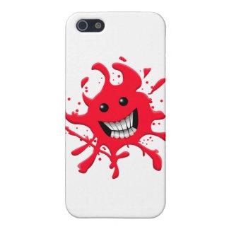 血|Splat iPhone 5 ケース