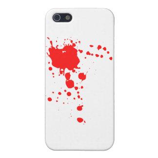血 Spler iPhone 5 Case