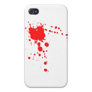 血|Spler iPhone 4 Cover