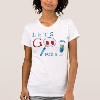 行くために割り当てます Tシャツ