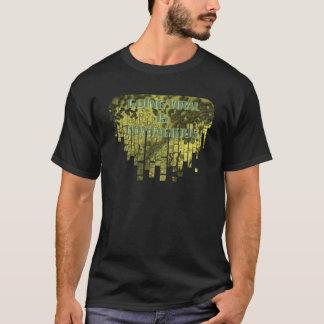 行くウイルスのグラフィック Tシャツ