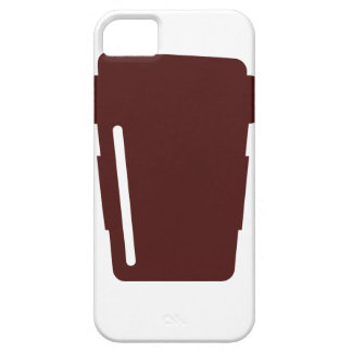 行くコーヒーカップ iPhone SE/5/5s ケース
