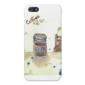 行くコーヒー民芸の台所用品 iPhone 5 CASE