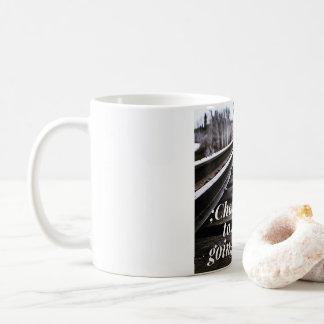 行くマグを保つことを選んで下さい コーヒーマグカップ