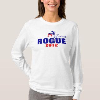 行く悪党2012年 Tシャツ