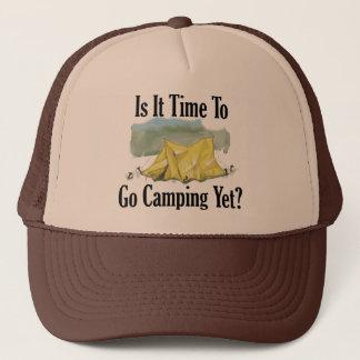 行く時間キャンプの帽子 キャップ