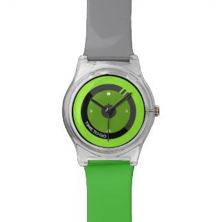 行く時間 腕時計