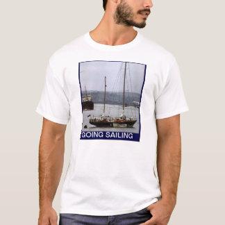 行く航海 Tシャツ