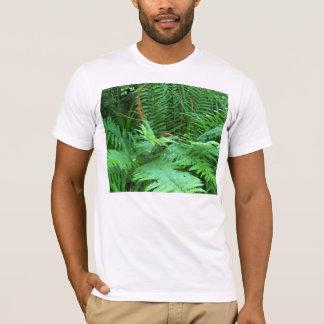"""行く""""緑"""" Tシャツ"""
