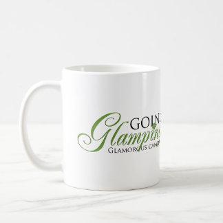 行くGlamping コーヒーマグカップ