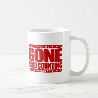 行ったカードカウント-超人的なブラックジャックの記憶 コーヒーマグカップ