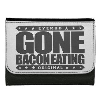 行ったベーコンの食べ物-誇りを持ったな肉食性肉食べる人 ウォレット
