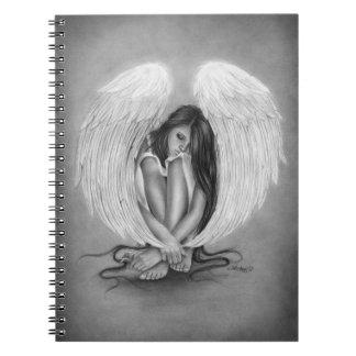 行った余りにすぐに天使のノート ノートブック