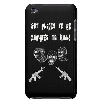 行った捜すこと Case-Mate iPod TOUCH ケース
