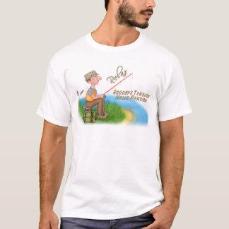 行った採取の退職 Tシャツ