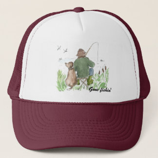 行ったfishinの帽子 キャップ